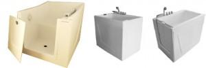 Cada de baie pentru persoane cu dizabilitati